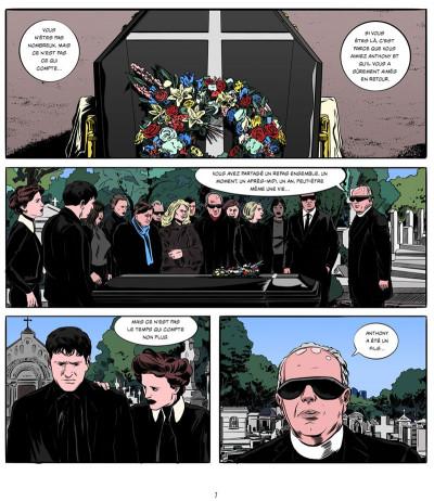 Page 3 Préférence système