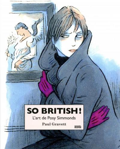 Couverture So british ! L'art de Posy Simmonds