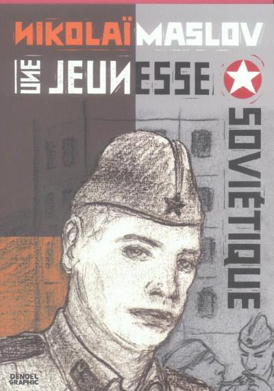 Couverture une jeunesse soviétique