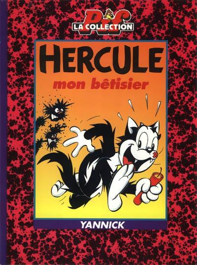 Couverture Hercule tome 5 - Mon bétisier (éd. 1993)