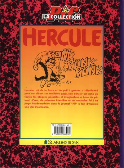 Dos Hercule tome 5 - Mon bétisier (éd. 1993)