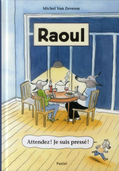 Couverture Raoul - attendez ! Je suis pressé !