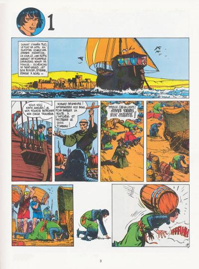 Page 1 Bohémond de Saint-Gilles tome 1