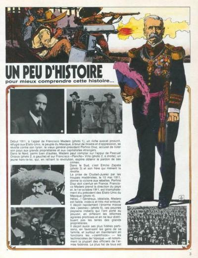 Page 1 Les Gringos tome 2