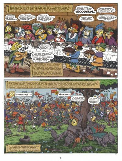 Page 1 Bec-en-fer tome 1 - Le complot de Bec-en fer (éd. 1980)