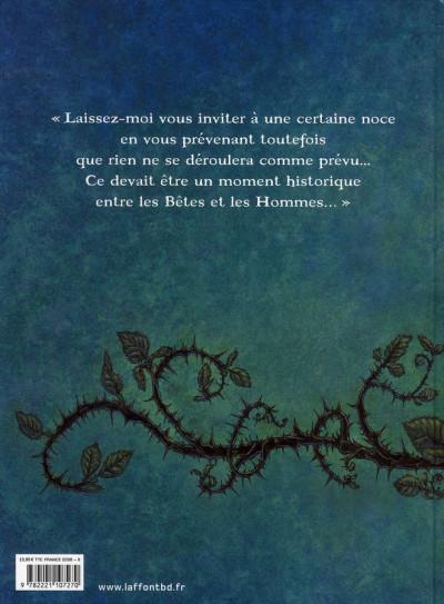 Dos Le bois des vierges tome 1