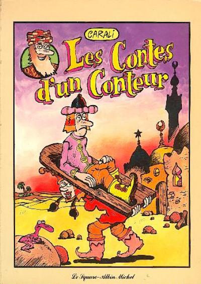 Couverture Contes d'un conteur (Les) tome 1 - Les Contes d'un Conteur (éd. 1981)