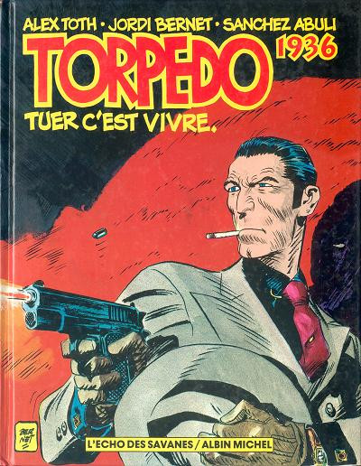Couverture Torpedo tome 1