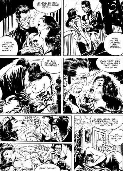 Page 1 Torpedo tome 1