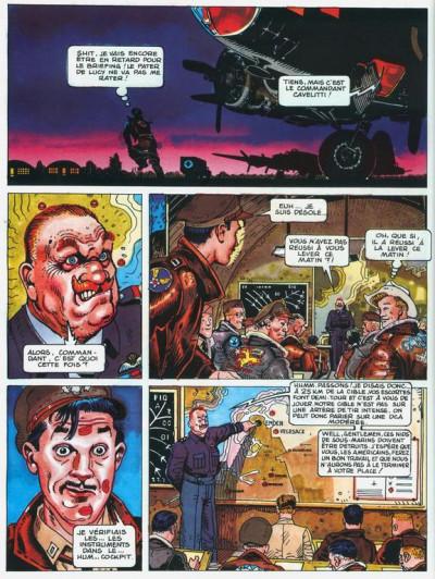 Page 1 Joe's air force (éd. 1986)