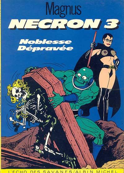 Couverture Necron tome 3