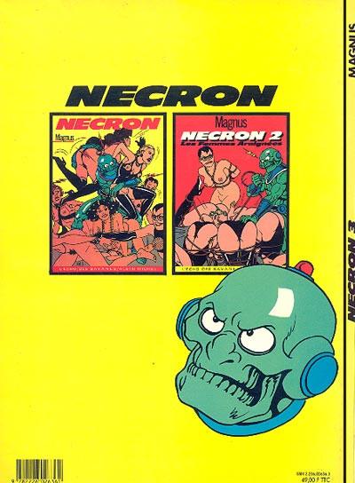 Dos Necron tome 3