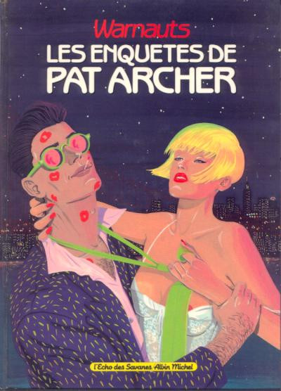 Couverture Les enquêtes de Pat Archer