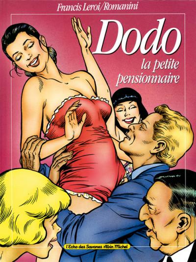 Couverture Dodo la petite pensionnaire