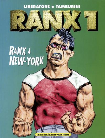 image de ranx tome 1 - ranx a new york