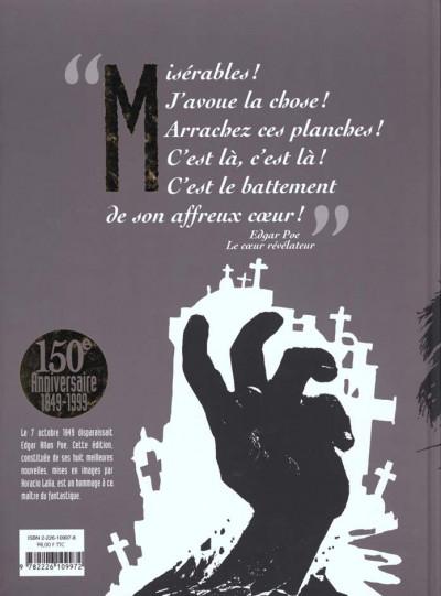 Dos Edgar Poe le chat noir