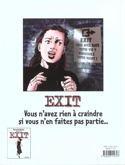 Dos exit tome 2 - le deuxième cercle