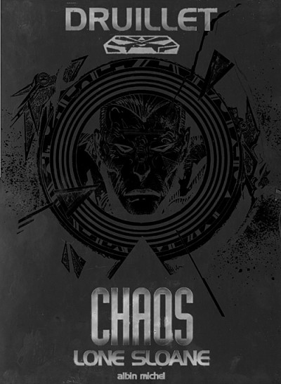 Couverture lone sloane ; chaos