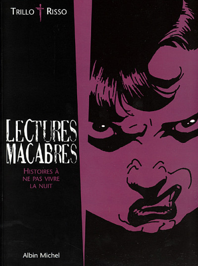Couverture lectures macabres