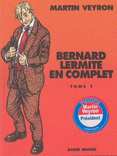 image de bernard lermite - intégrale tome 1 - bernard lermite en complet