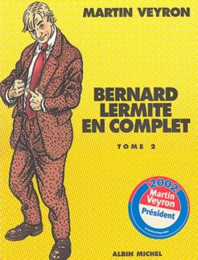 image de bernard lermite - intégrale tome 2 - bernard lermite en complet