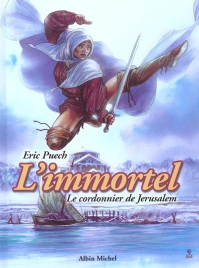 image de l'immortel tome 2 - le cordonnier de jérusalem