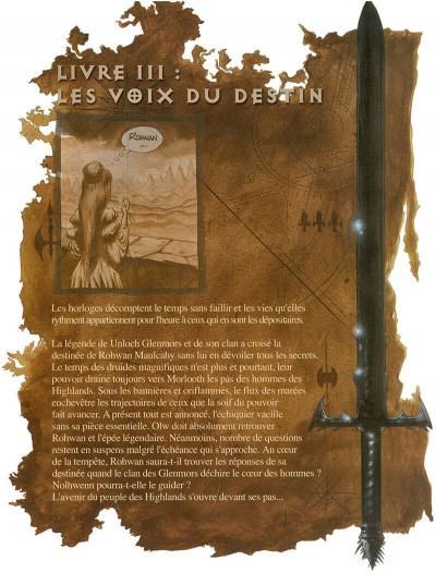Page 6 l'épée noire du pentaskel tome 2 - les fosses de fomoors