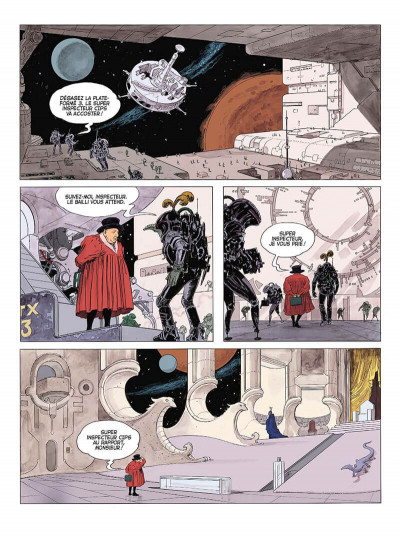 Page 5 piranese ; la planète prison