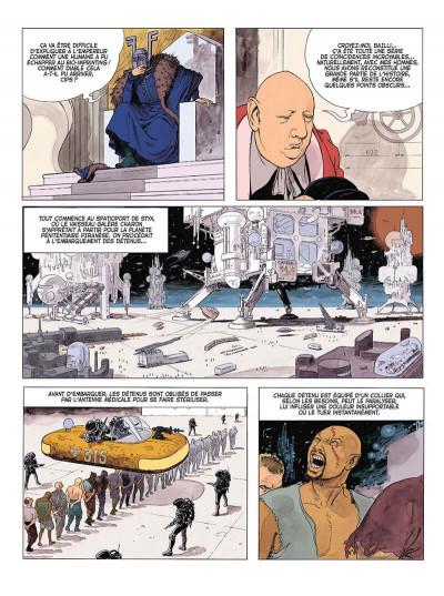 Page 7 piranese ; la planète prison