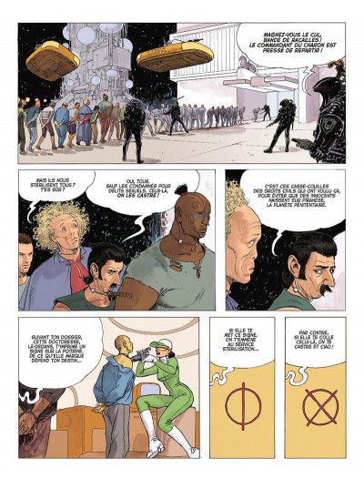 Page 8 piranese ; la planète prison