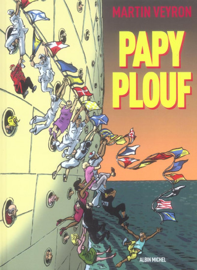 Couverture papy plouf