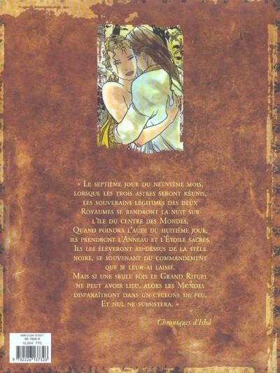 Dos la prophétie des deux mondes tome 1 - l'étoile d'isha