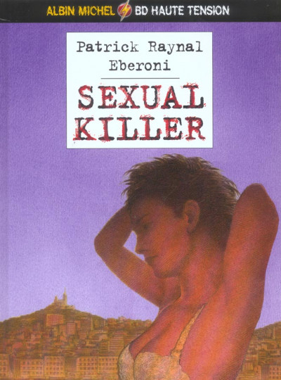 Couverture sexual killer