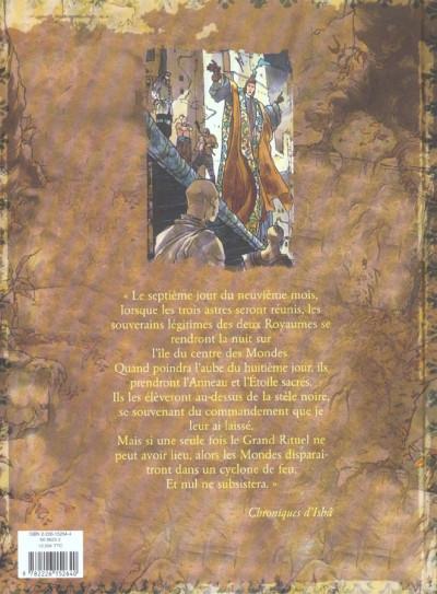Dos la prophétie des deux mondes tome 2 - le pays sans retour