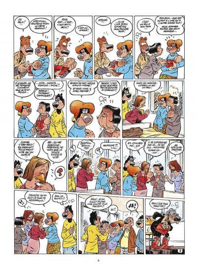 Page 0 max et nina tome 4 - la vie en rose