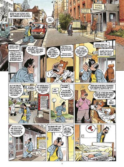 Page 4 max et nina tome 4 - la vie en rose