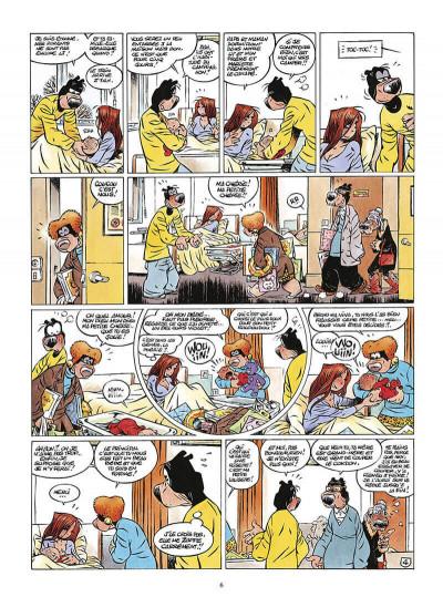 Page 7 max et nina tome 4 - la vie en rose