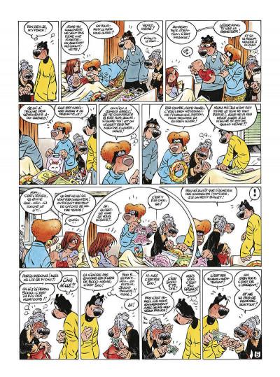Page 8 max et nina tome 4 - la vie en rose