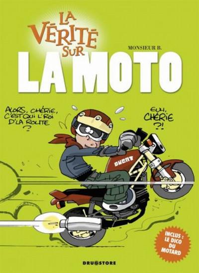 image de la vérité sur la moto