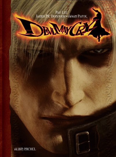 Couverture devil may cry