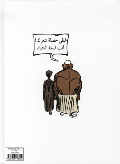Dos jack palmer : l'affaire du voile (en arabe)