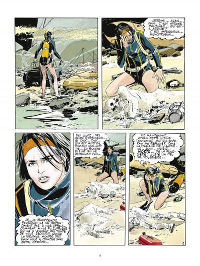Page 2 la survivante ; intégrale