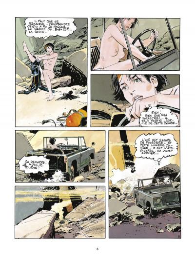 Page 3 la survivante ; intégrale