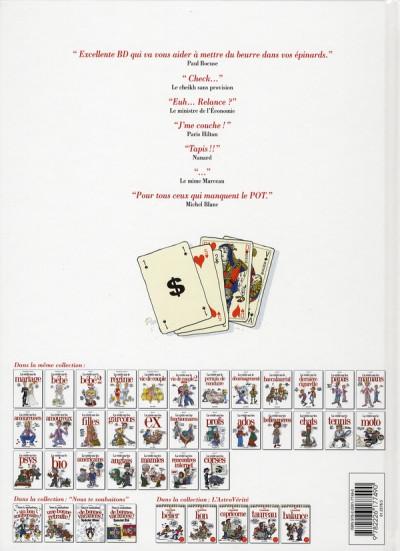 Dos la vérité sur le poker