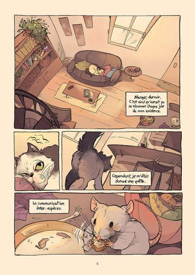 Page 8 Demain les chats