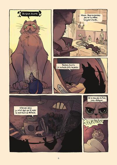Page 9 Demain les chats