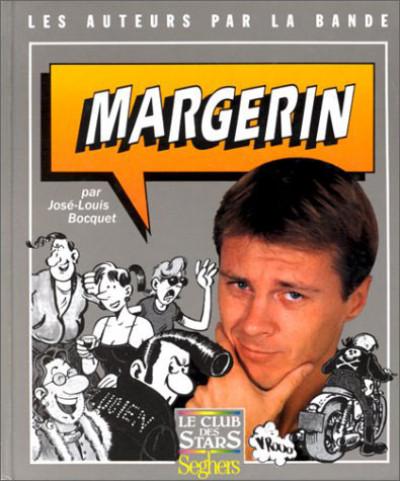 Couverture Les auteurs par la bande - Margerin