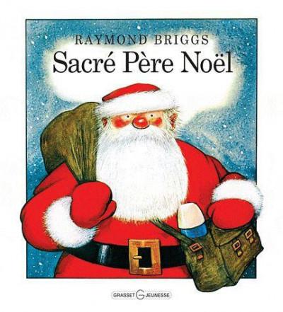 Couverture Sacré Père Noël