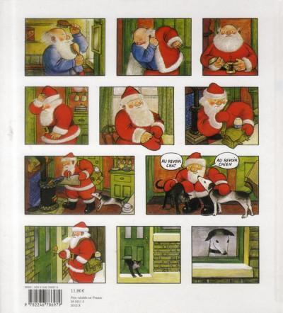 Dos Sacré Père Noël