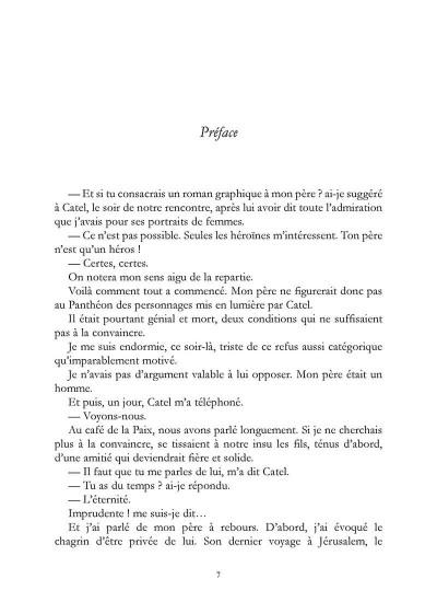 Page 5 Le roman des Goscinny - Naissance d'un gaulois